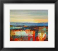 Framed Early Morning Light-Wadsworth Moor
