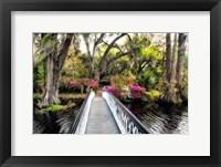 Framed Garden Bridge