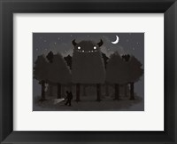 Framed Monster Hunting
