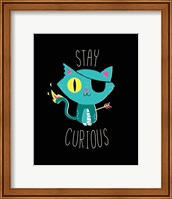 Framed Stay Curious