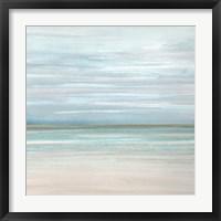 Framed Blue Ocean