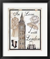 Framed In Love With London