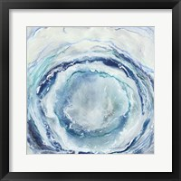 Framed Ocean Eye I