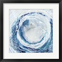 Framed Ocean Eye II