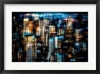 Framed Downtown I