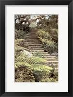 Framed Secret Steps