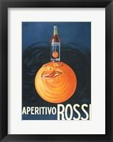 Framed Aperitivo Rossi
