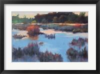 Framed Ace Basin Creek