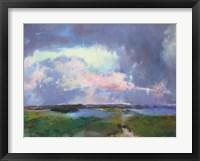 Framed Converging Storms