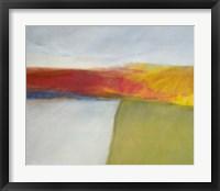 Framed Landscape Overflowing