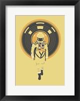 Framed DJ Hal