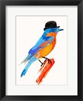 Framed Lord Bird