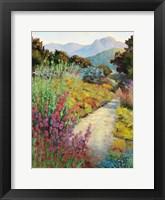 Framed Garden Path