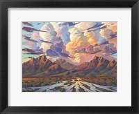 Framed Desert Will Live