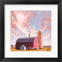 Framed Star Prairie