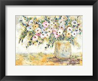 Framed Bowlful of Roses