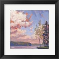 Framed Lake #2