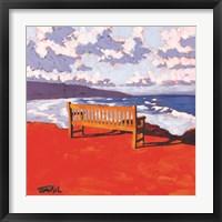 Framed Sea Bench