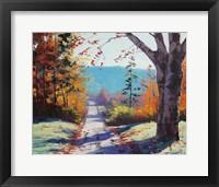 Framed Autumn Delight