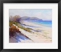 Framed Port Stephans Beach Sands