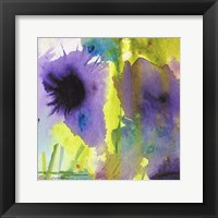 Framed Purple Essence