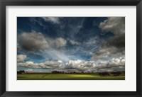 Framed Love Clouds