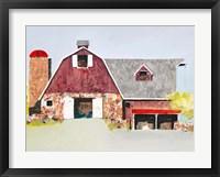 Framed Barn No. 2