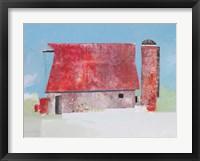 Framed Barn No. 36