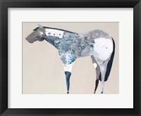 Framed Horse No. 34