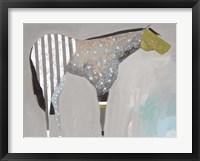 Framed Horse No. 63