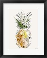 Framed Fine Apple
