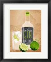 Framed Gin O'Clock