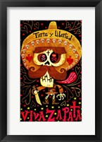 Framed Viva Zapata