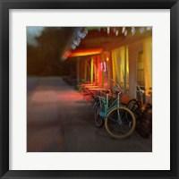 Framed Jennifer's Bike