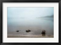 Framed Three Rocks