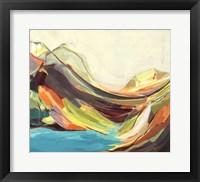 Framed Mount Desert Isle
