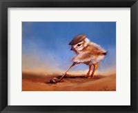 Framed Birdie Shot