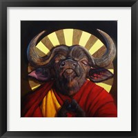 Framed Holy Cow II