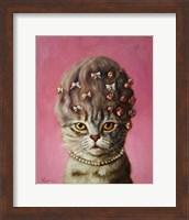 Framed Marie Catoinette