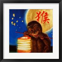 Framed Monkeyshine