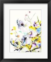 Framed Summer Garden V