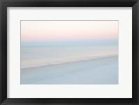 Framed Crescent Beach #9