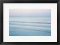 Framed Three Waves, Crescent Beach