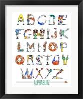 Framed Alphablitz