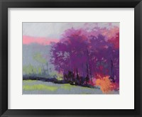 Framed Pantone Woods