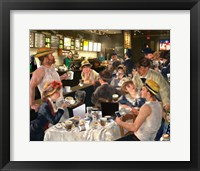 Framed Luncheon of the Cappuccino Party