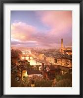 Framed Florence II