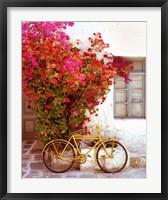 Framed Paros, Greece
