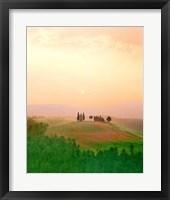 Framed Toscana, Italia No. 717
