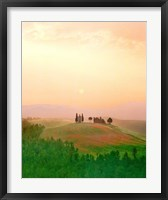 Framed Toscana, Italia No. 717